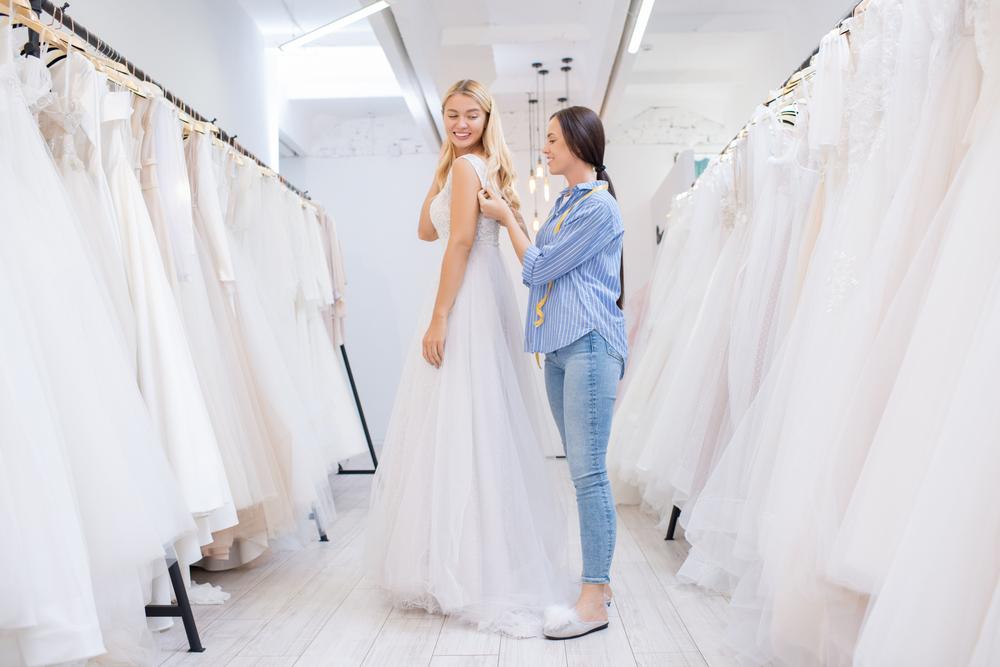 iluminación para negocios de novias