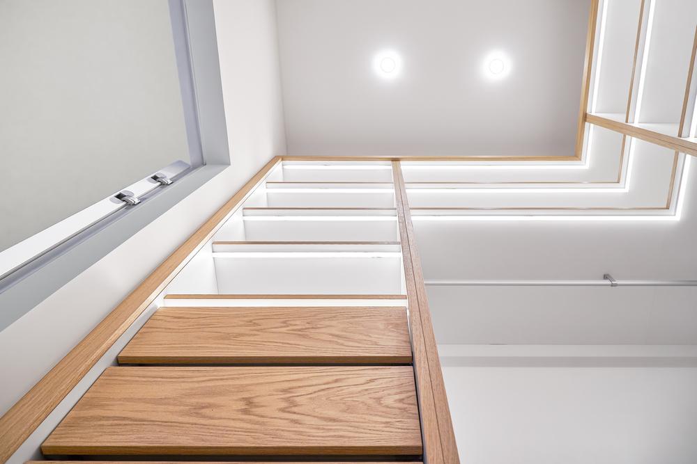 tiras LED ultradelgadas para espacios muy estrechos