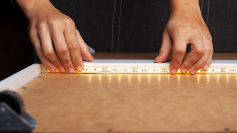 las mejores tiras LED tienen máxima adherencia
