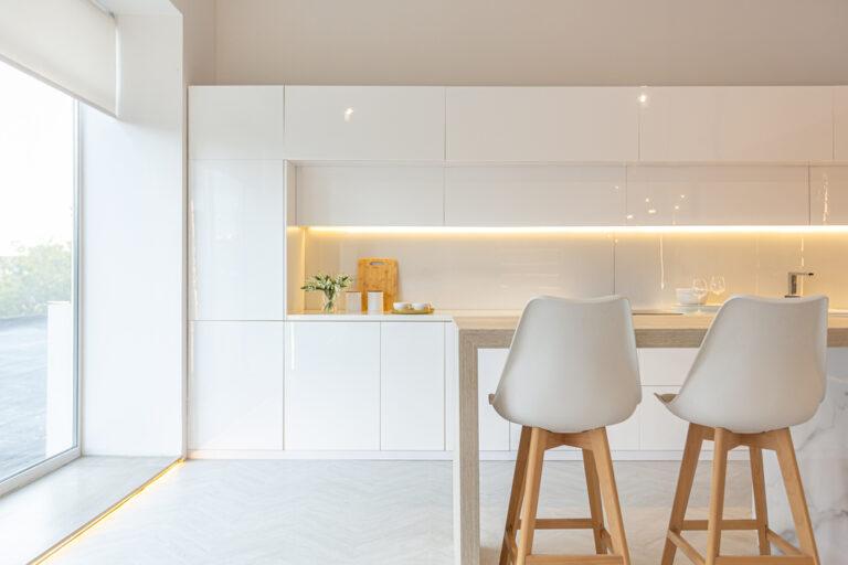 iluminación LED para el hogar y la cocina