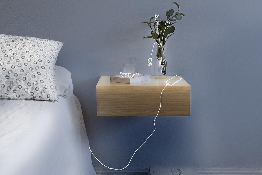 iluminación LED para el hogar: ideal para el dormitorio