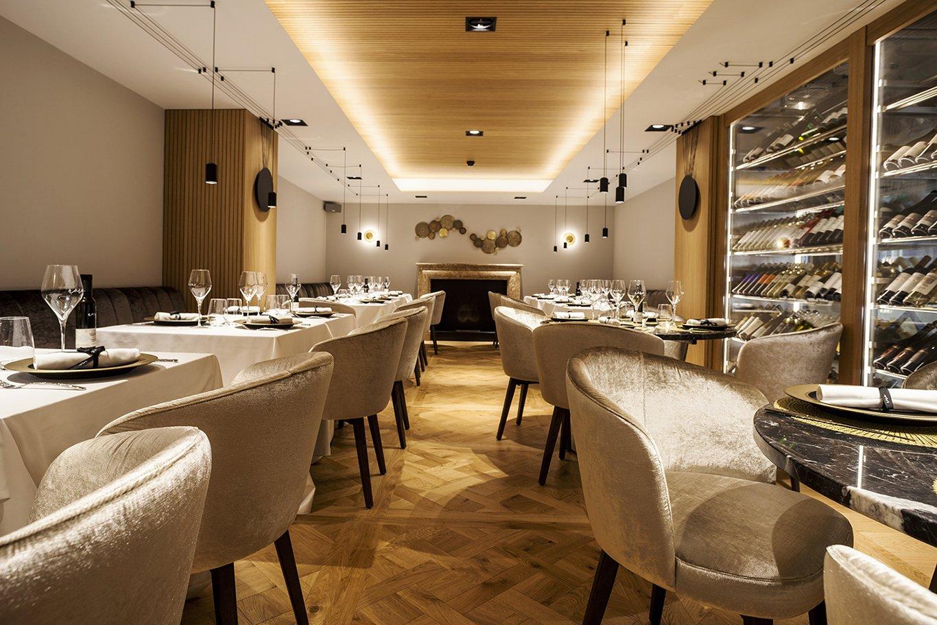 diseño de interiores para restaurantes