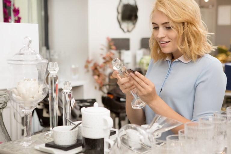 temperatura de color blanca para tiendas de cristales