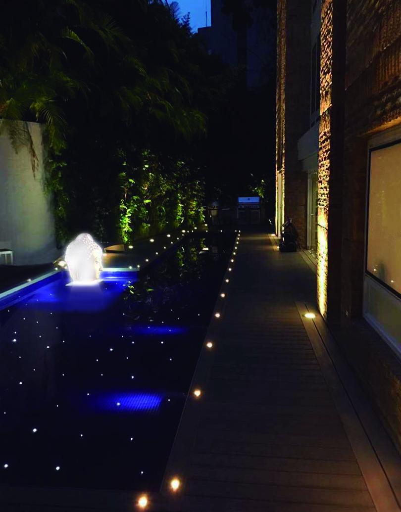 arquitectura y diseño de piscina