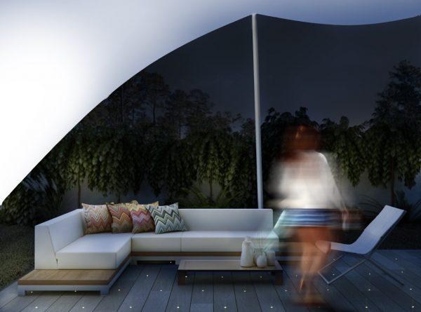 tiras LED para exterior lonas