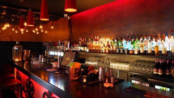Tiras LED de colores  ROJA para iluminar bares y discotecas