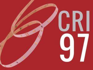 LED CRI 95 BLANCO FRIO  TRUE COLORS: 24V -(30 LEDS/M) -FRÍA - Lumstock