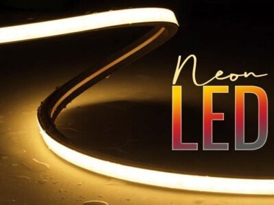 NEON LED EMISION LATERAL BLANCO NEUTRO