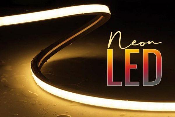 NEON LED EMISION LATERAL BLANCO NEUTRO