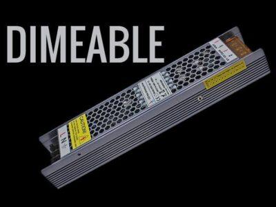 transformador 24V dimeable 60W 100-240V
