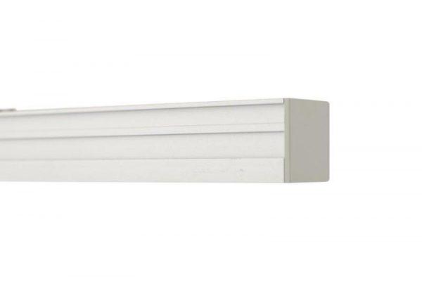 Perfil para tira LED GERA LUMSTOCK con END CAPS o tapas para sellar el perfil