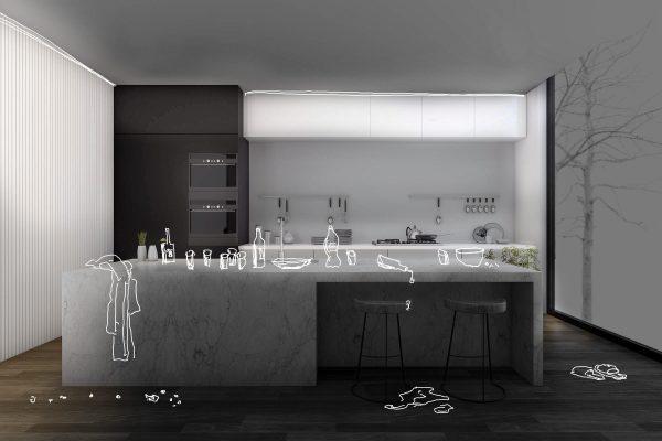 Kit kitchen O-zone para cocinas completas