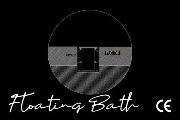 instalación de perfil para reformas de baños