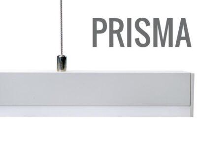 lámpara de diseño PRISMA para colgar