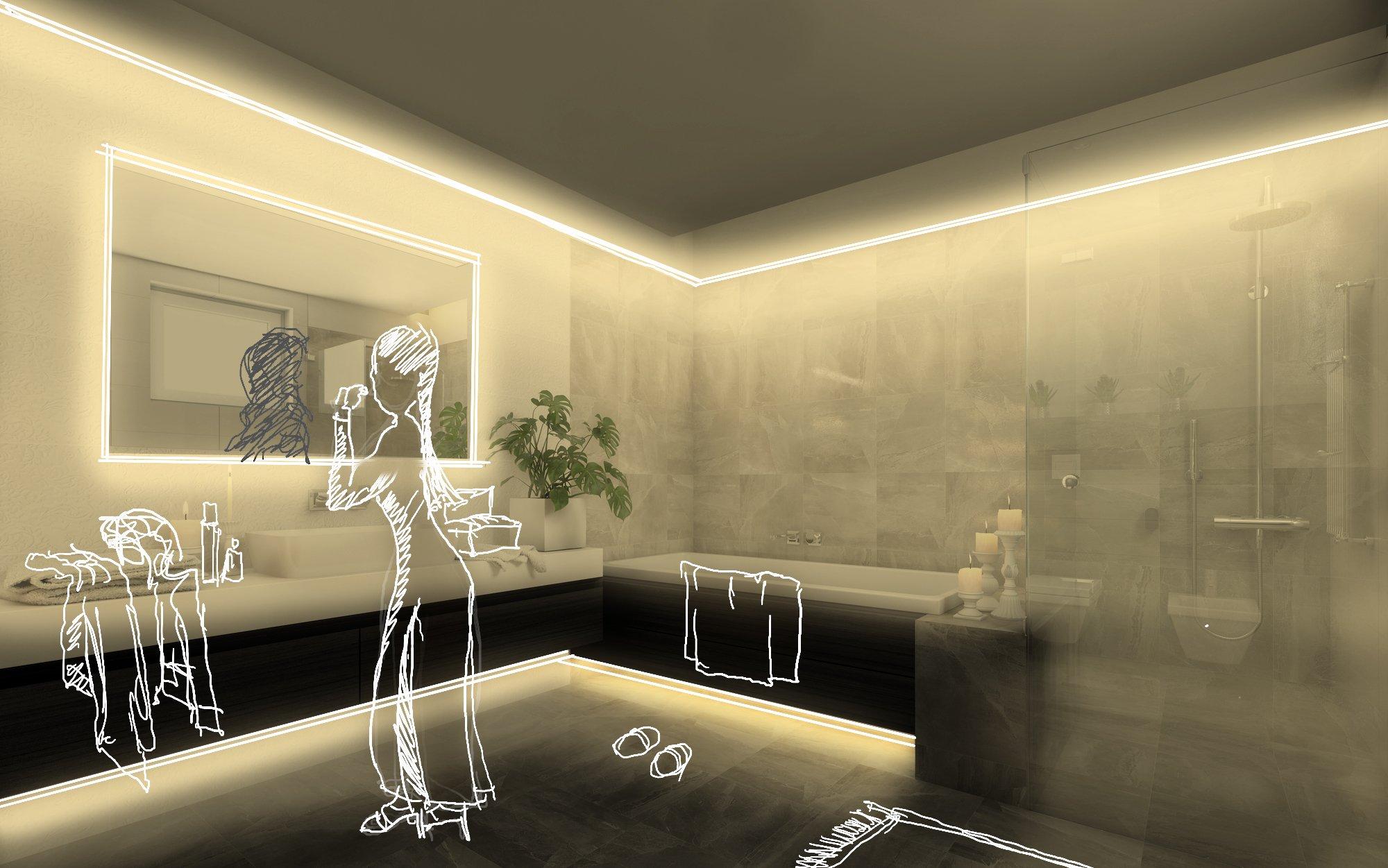 iluminación de diseño interior que mejora tu calidad de vida
