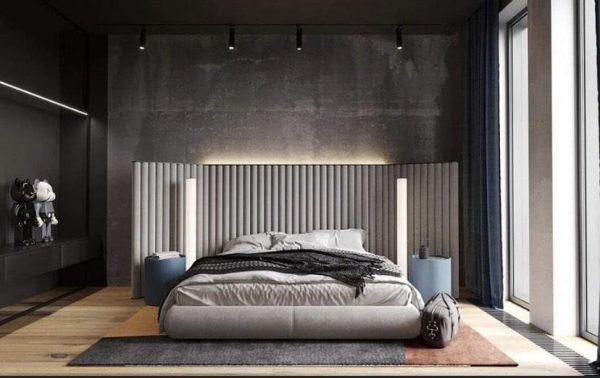 luz cabecera para cabeceros de cama originales