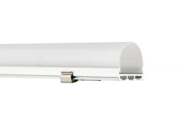Perfil para tira LED OLGA LUMSTOCK ideal para grandes espacios
