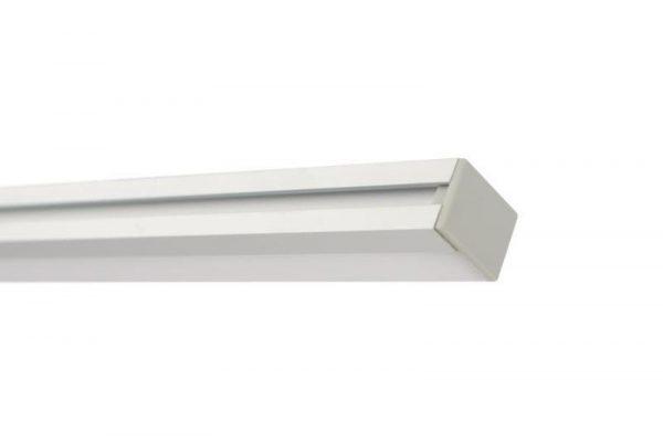 Perfil para tira LED RODY alberga tiras LED de alta luminosidad