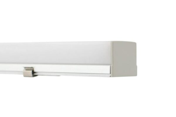 Perfil para tira LED TED ideal para iluminación ambiental