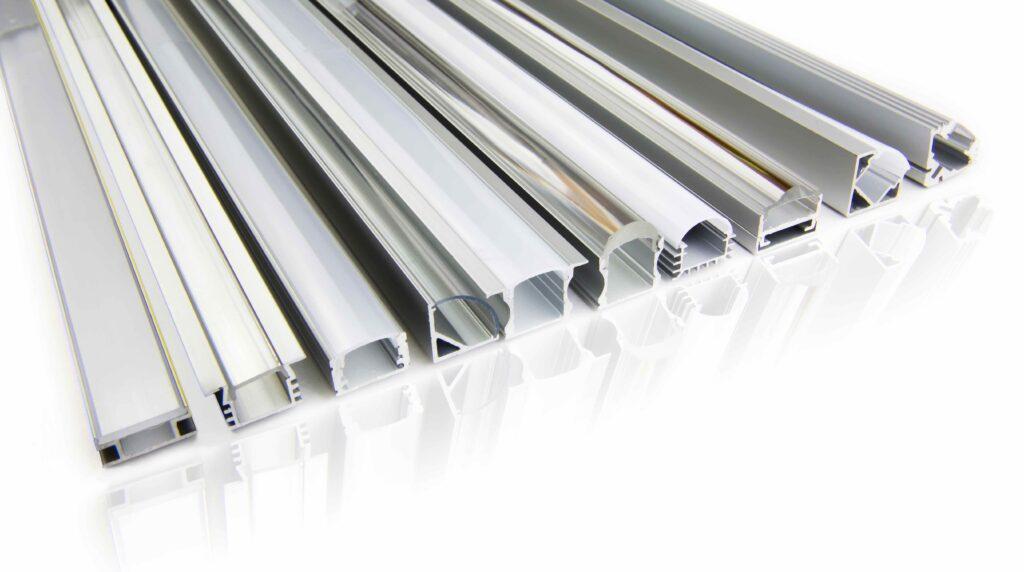 perfil de aluminio para tiras LED