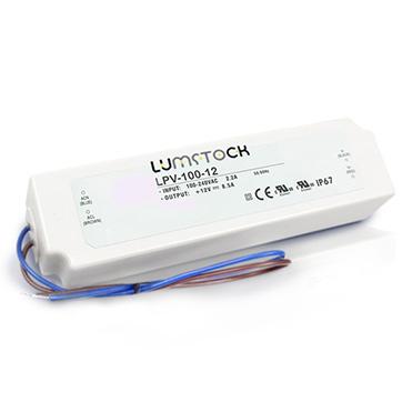 tiras de LED con accesorios LUMSTOCK