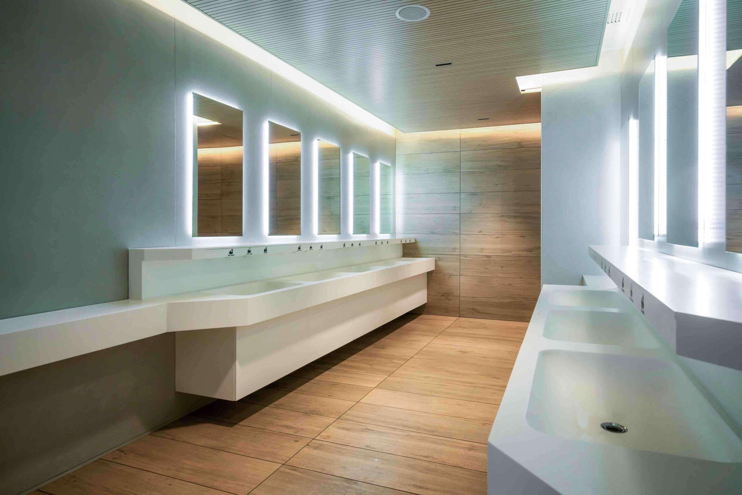 diseño de ilumiacion LED para hogar y baños modernos