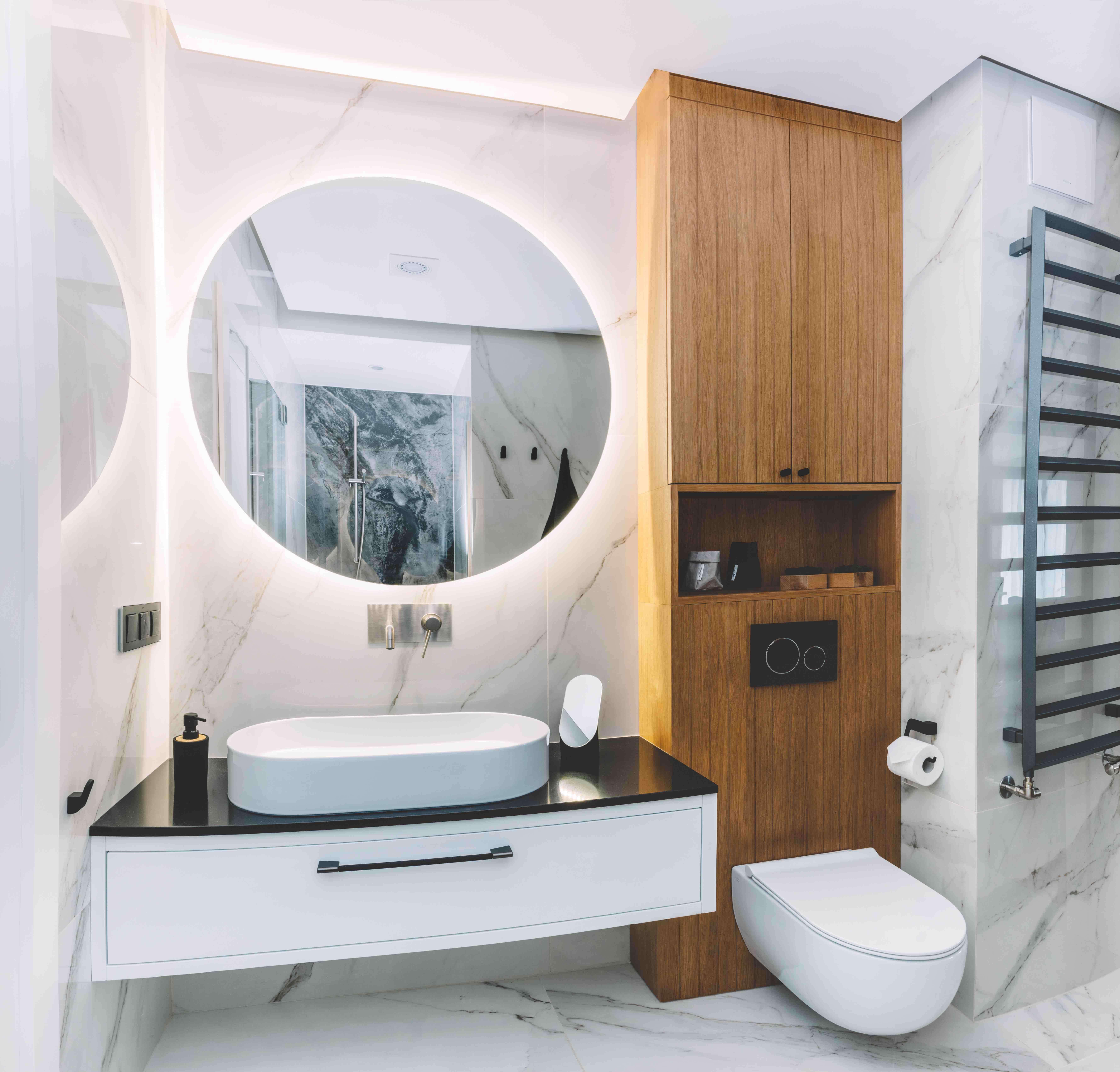 iluminacion LED para el hogar y baño