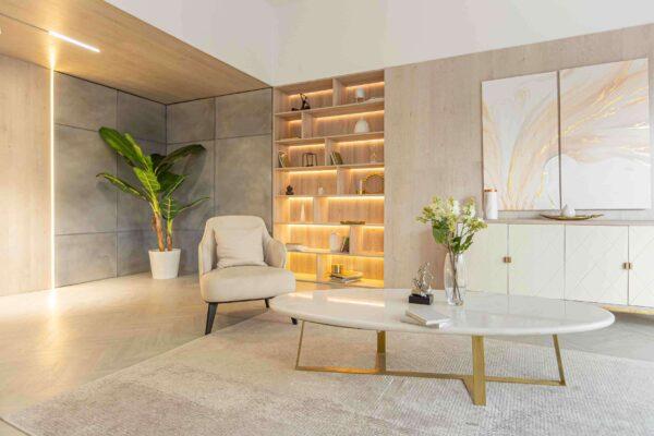 iluminacion LED para el hogar y para iluminar un salón