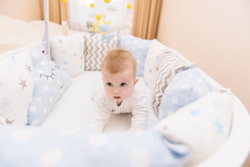 iluminacion LED para el hogar y cuarto del bebe