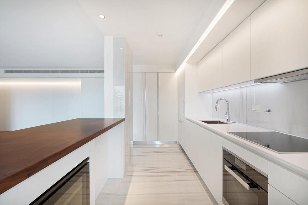 Kitchen,Modern,Interior,House,White