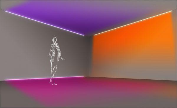 Iluminación RGB para acentuar de forma profesional