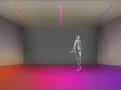 RGB LED para luz ambiental