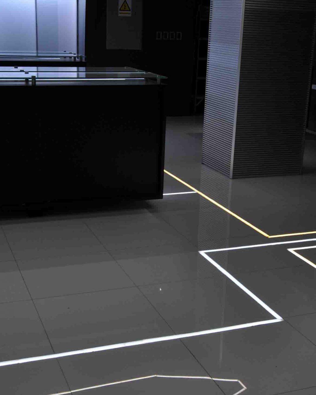 arquitectura y diseño de suelo